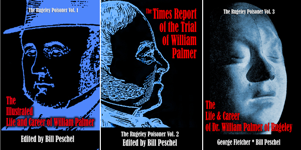 william palmer book covers